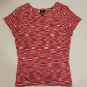 Eileen Fisher ribbed t-shirt *note: size PP